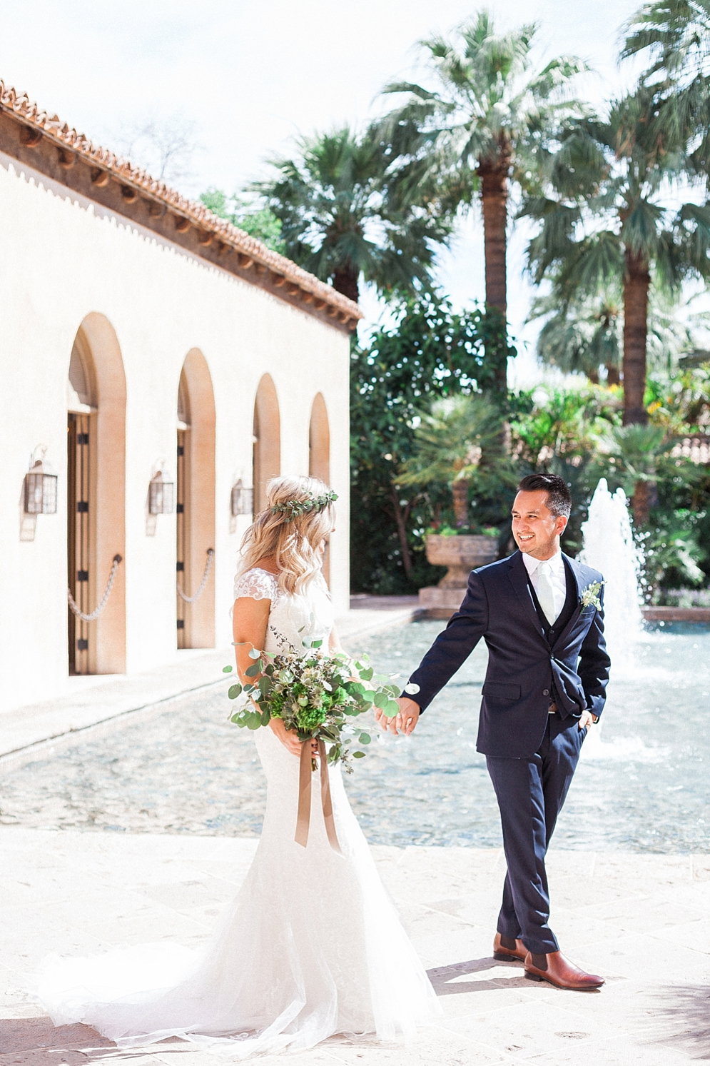 Royal Palms Resort And Spa Wedding  Leo   Brittany